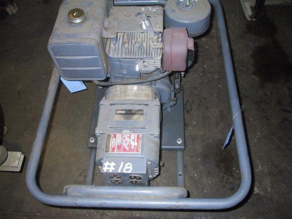 #4 – Dayton Generator