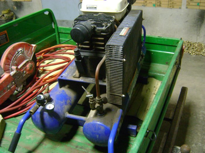 Air Compressor - Portable