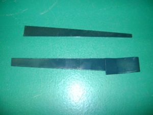 Steel Edging Stakes - Straight and J-Stakes