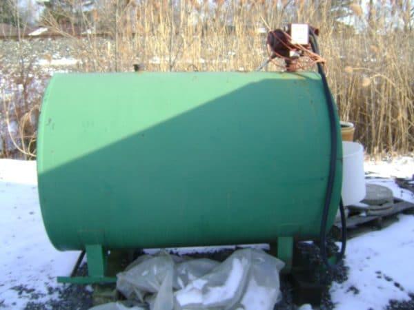#14 – Fuel Tank