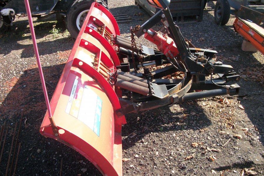 Snow Plow Repairs
