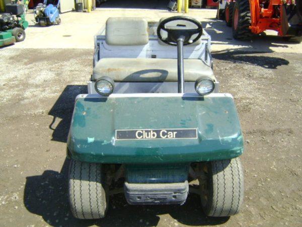 #02- Golf Cart
