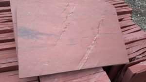 Vermont Slate - Red