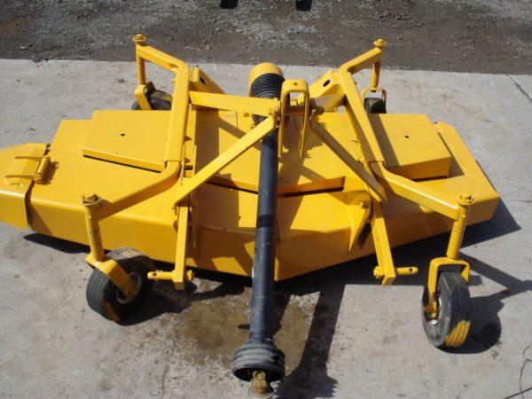 #07 – Ford Mower Deck