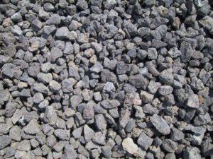 Volcanic Rock - Black