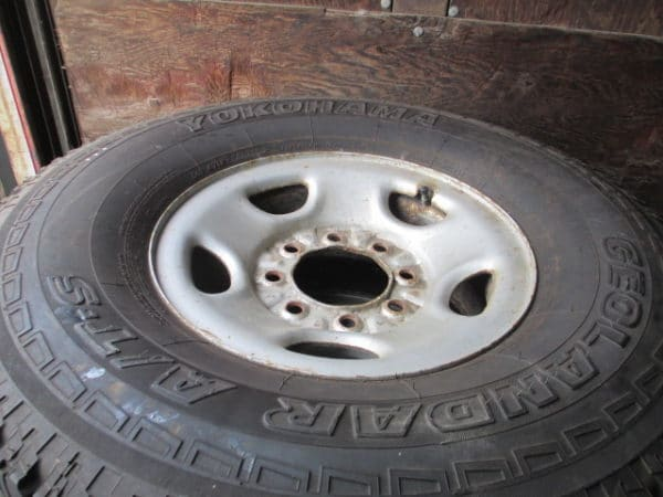 #02 – Tires