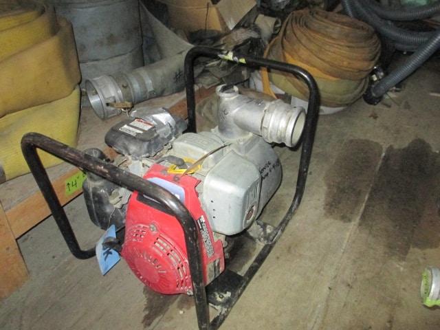 PUMPS - ELECTRIC, GAS, SUMP-PUMP