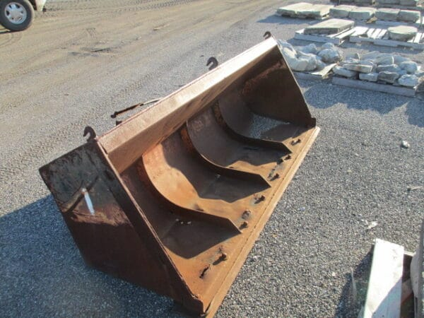 #6 – 1 yard loader bucket