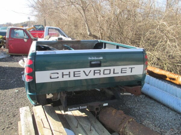 #28 – Chevy Bed