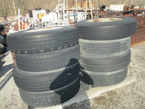 #05 – 11R 24.5 Tires
