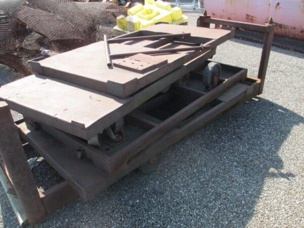 #16  – Steel Carts