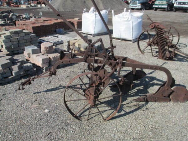 #09 – Antique Farm Implements