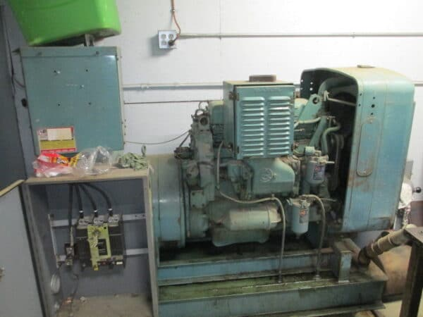 #13 – 60KW 3 phase generator