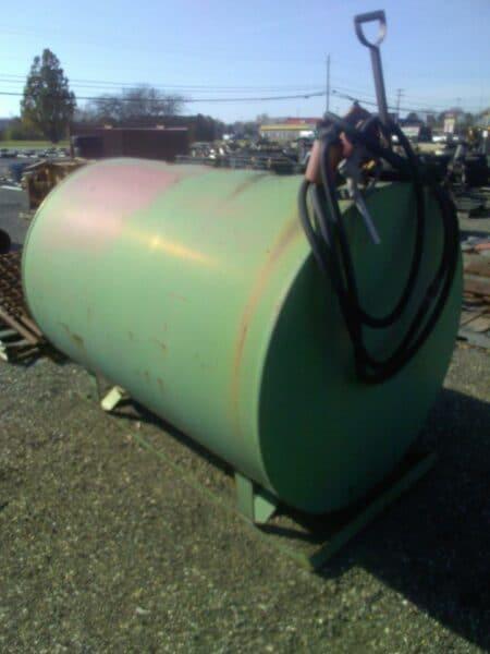 #05 – Hand Pump Tank