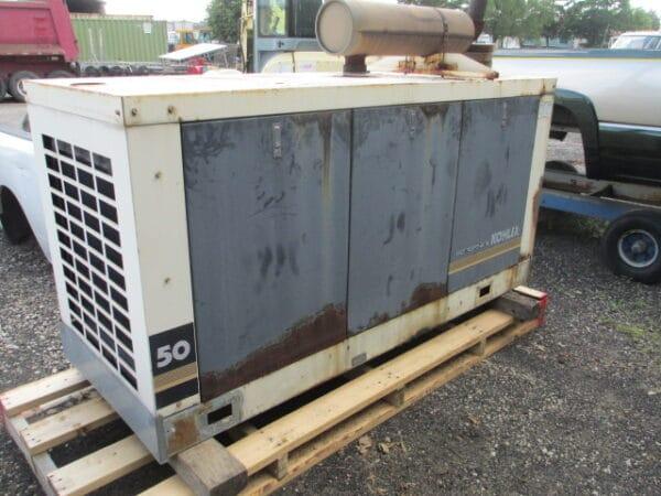 #14 – 50KW Generator